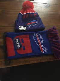 New with tags bills hat and scarf  Kenmore, 14217