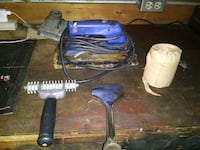 blue and black corded power tool Bakersfield, 93305