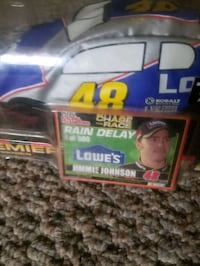 Extremely Rare Rookie Jimmie JOHNSON Die Cast Bay City