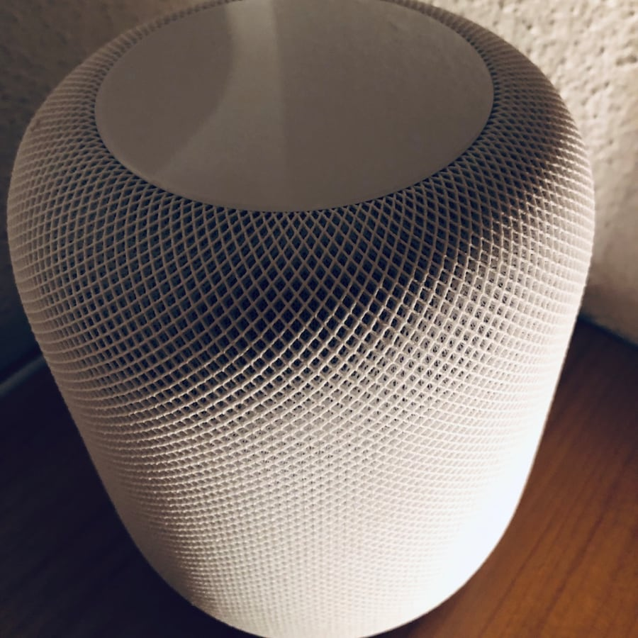 Apple home pod 1