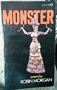 Monster Anthem of the Womens Movement Poetry by Ro Woodstock, 22664