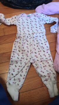 Babygirl pj outfit 1312 km
