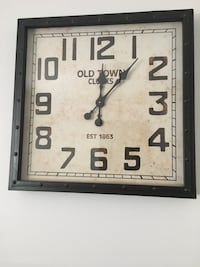 Decorative Wall Clock For Sale! Pickering, L1V 4N4