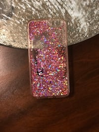 pink and clear iPhone case Fairfax, 22030