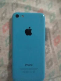 blue iPhone 5c with case Wilkes-Barre, 18702