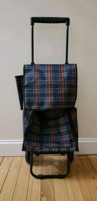 black, red, and blue plaid skirt Quincy, 02169