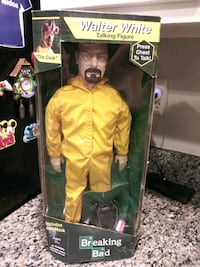 "Walter White 17"" talking figure   Gaithersburg, 20886"