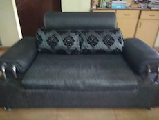 Seven seater fabric sofa (3+2+2)