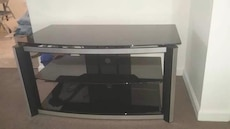 Heavy duty tv stand