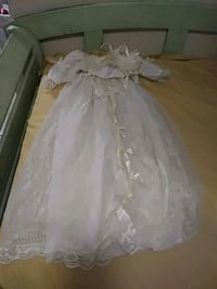 Babtism dress or christening Las Vegas