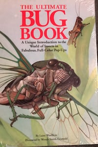 New Ultimate Bug Book (pop-up Book) Columbia, 21045