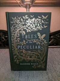 Signed 1st ed TALES OF THE PECULIAR * Ransom Riggs Ocala, 34482