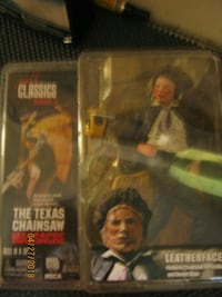 Leatherface. Cult classic series 2 Surrey, V3T 5T5