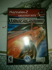 Need for Speed Underground Sony PS3 game case Grand Junction, 81501
