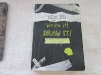 Brand New Rip it! Write it! Draw it! Journal Winnipeg