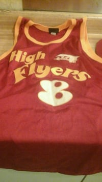 High Flyers Jersey w/Hat Baltimore, 21218