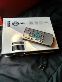 LED Projector With Remote