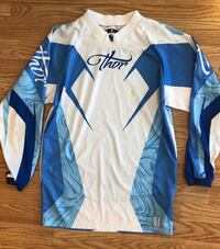 Thor women's dirt bike jersey Mission Viejo, 92691