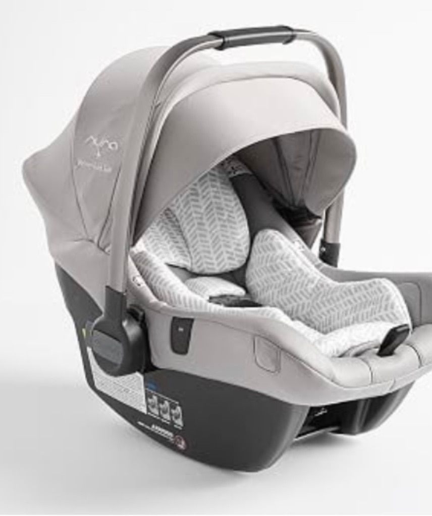 Photo Nuna x pottery barn pippa lite car seat