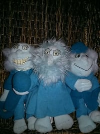 Haunted Mansion Hitch Hiking Ghosts Set of 3 Costa Mesa, 92627