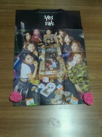 Twice Yes or Yes Poster Izmir