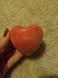 red heart stone Houston, 77077