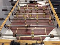 brown and green foosball table Columbus, 43229