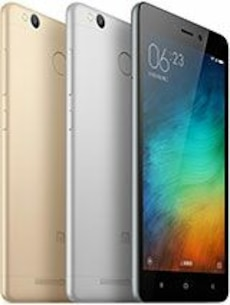 Redmi 3s prime new seal phone with bill
