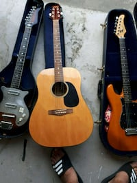 electric and acoustic guitars Thorold, L0S 1A0