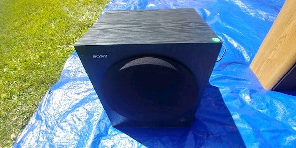 Sony subwoofer - FREE DELIVERY