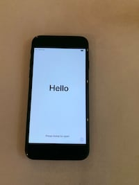 iPhone 7  128Gb matte black AT&T  Reston, 20190