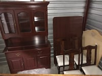 Dining set(4chairs, table & China cabinet) Germantown, 20876