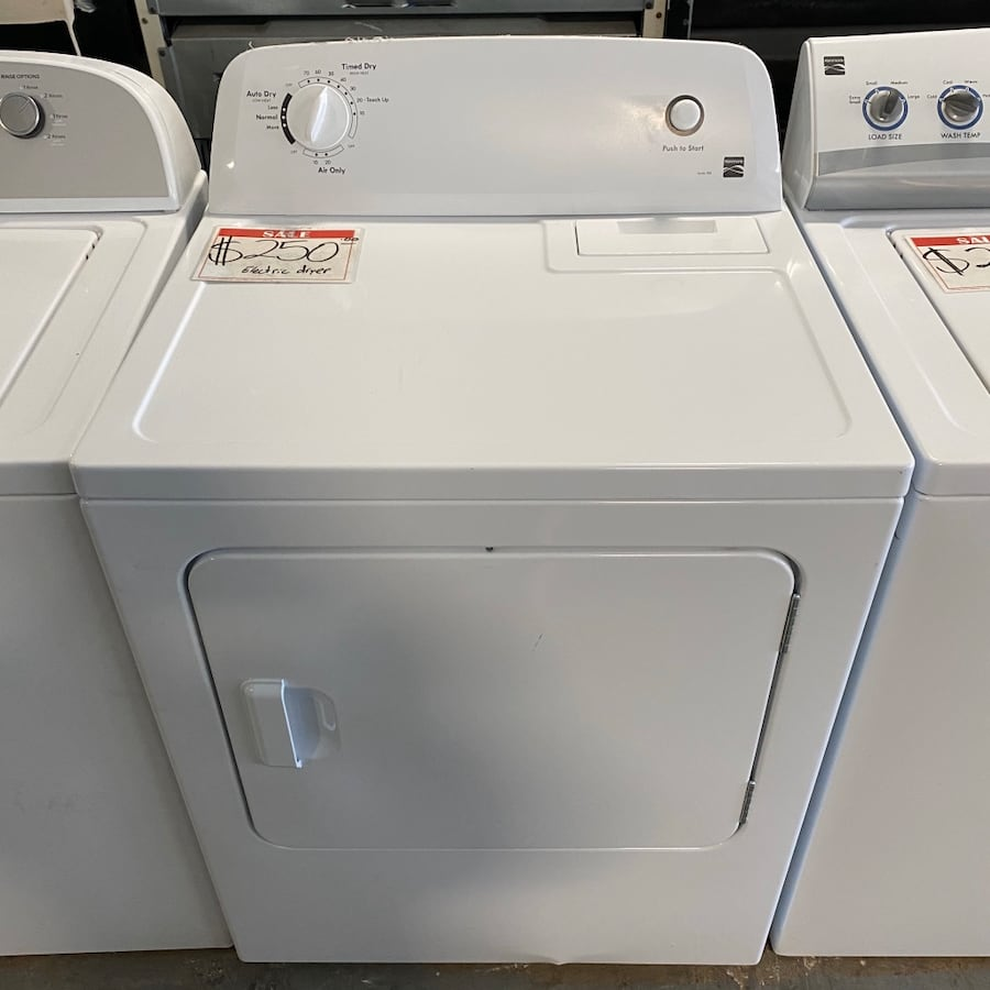 Kenmore Electric Dryer *Used* 50d4d06f-2c3d-469f-9029-9f354cd60569
