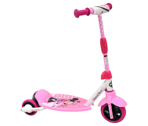 New Huffy Disney Minnie™ 3-2-Grow Scooter - Pink
