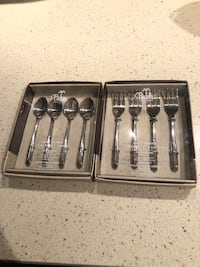 Coffee spoons and cake forks   Calgary, T2S 2V2