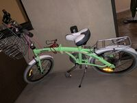 green and white BMX bike New York, 11356