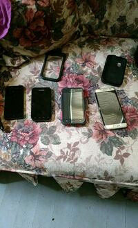 I have 4 cell phones all in greay condition Lenoir, 28645