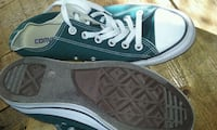Emerald green converse  Colona, 61241