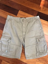 Men's Levi Strauss cargo shorts size 36 Shelby Township, 48315