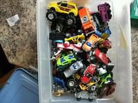 assorted plastic toy cars collection Gardendale, 35071