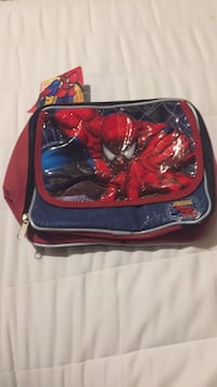 Spiderman lunch bag London, N6B