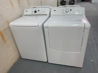 Kenmore Elite High efficiency Washer and Dryer Set 4 month warranty  Charlotte, 28205