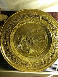 English Serving Plate