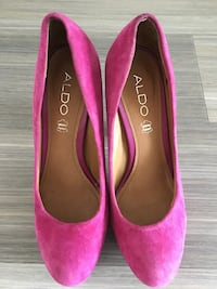 Aldo  Shoes (pink) (size  36) Arlington, 22203