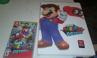 Super mario odyssey and collectors edtion guide New York