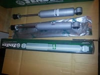 Four gas charged shock absorbers Terrace, V8G 2N6