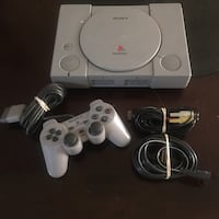 Selling Sony PlayStation and all that's included on the pictures here. New York, 10452
