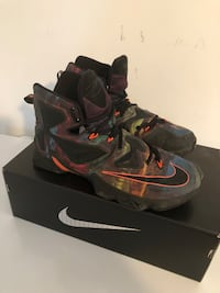 "Lebron 13 ""Akronite"" Frederick, 21704"