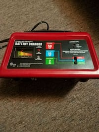 red and black Craftsman battery charger Keizer, 97307