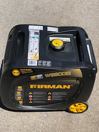 Generator with electric starter Toronto, M9C 1A8